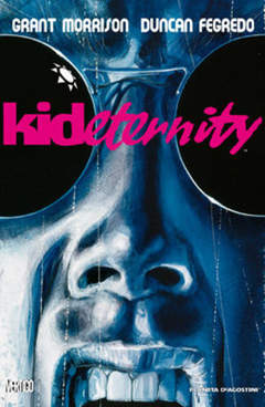 Copertina KID ETERNITY n. - KID ETERNITY, PLANETA-DE AGOSTINI