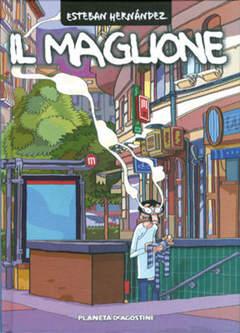 Copertina MAGLIONE n. - MAGLIONE, PLANETA-DE AGOSTINI