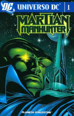 Copertina MARTIAN MANHUNTERUNIVERSO DC n.1 - MARTIAN MANHUNTERUNIVERSO    1, PLANETA-DE AGOSTINI
