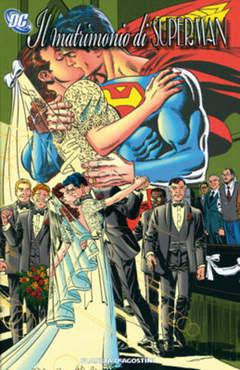 Copertina MATRIMONIO DI SUPERMAN n. - MATRIMONIO DI SUPERMAN, PLANETA-DE AGOSTINI