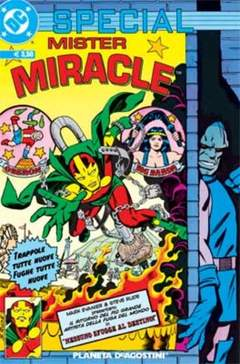 Copertina MISTER MIRACLE VOL. n. - MISTER MIRACLE VOL., PLANETA-DE AGOSTINI