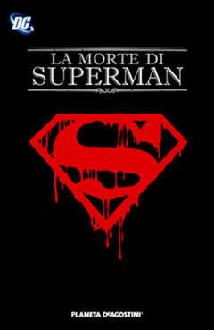 Copertina MORTE DI SUPERMAN n. - LA MORTE DI SUPERMAN, PLANETA-DE AGOSTINI