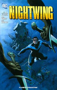 Copertina NIGHTWING nuova serie n.1 - NIGHTWING, PLANETA-DE AGOSTINI