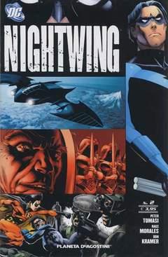 Copertina NIGHTWING nuova serie n.2 - NIGHTWING, PLANETA-DE AGOSTINI