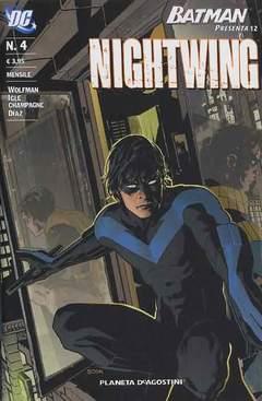 Copertina NIGHTWING SERIE n.4 - BATMAN PRESENTA 12, PLANETA-DE AGOSTINI