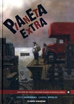 Copertina PIANETA EXTRA n. - PIANETA EXTRA, PLANETA-DE AGOSTINI