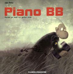 Copertina PIANO BB n. - PLAN BB, PLANETA-DE AGOSTINI