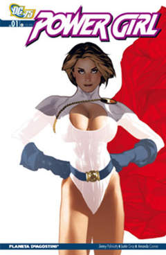 Copertina POWER GIRL (m3) n.1 - POWER GIRL, PLANETA-DE AGOSTINI