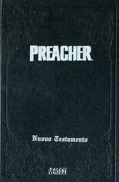 Copertina PREACHER EDIZIONE INTEGRALE m3 n.3 - NUOVO TESTAMENTO, PLANETA-DE AGOSTINI