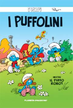 Copertina PUFFI (m26) n.14 - I PUFFOLINI, PLANETA-DE AGOSTINI