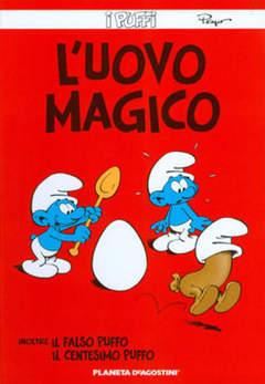 Copertina PUFFI (m26) n.5 - L'UOVO MAGICO , PLANETA-DE AGOSTINI