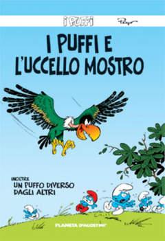 Copertina PUFFI (m26) n.6 - I PUFFI E L'UCCELLO MOSTRO, PLANETA-DE AGOSTINI