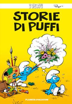 Copertina PUFFI (m26) n.9 - STORIE DI PUFFI, PLANETA-DE AGOSTINI