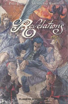 Copertina REVELATIONS n. - REVELATIONS, PLANETA-DE AGOSTINI