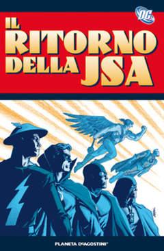 Copertina RITORNO DELLA JSA n. - RITORNO DELLA JSA, PLANETA-DE AGOSTINI