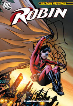 Copertina ROBIN Batman presenta n. - ROBIN, PLANETA-DE AGOSTINI