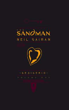 Copertina SANDMAN (THE) n.2 - DESIDERIO, PLANETA-DE AGOSTINI