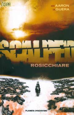Copertina SCALPED serie n.6 - SCALPED, PLANETA-DE AGOSTINI
