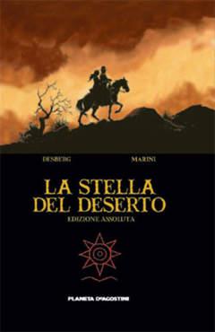 Copertina STELLA DEL DESERTO volume n. - LA STELLA DEL DESERTO volume, PLANETA-DE AGOSTINI
