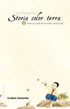 Copertina STORIA COLOR TERRA (m3) n.2 - STORIA COLOR TERRA           2, PLANETA-DE AGOSTINI