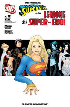 Copertina SUPERGIRL LEG.S.E. DC PRESENTA n.2 - DC PRESENTA SUPERGIRL E LEGIONE DEI SUPEREROI 2, PLANETA-DE AGOSTINI