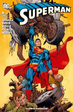 Copertina SUPERMAN 2007 n.1 - SUPERMAN 2007, PLANETA-DE AGOSTINI