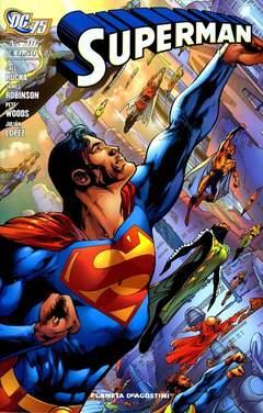 Copertina SUPERMAN 2007 n.38 - SUPERMAN, PLANETA-DE AGOSTINI