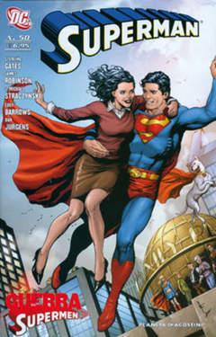 Copertina SUPERMAN 2007 n.50 - SUPERMAN, PLANETA-DE AGOSTINI