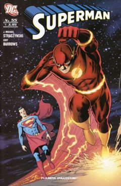 Copertina SUPERMAN 2007 n.55 - SUPERMAN, PLANETA-DE AGOSTINI