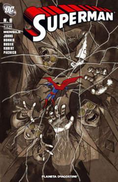 Copertina SUPERMAN 2007 n.6 - SUPERMAN 2007, PLANETA-DE AGOSTINI