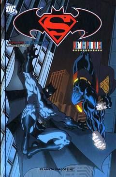 Copertina SUPERMAN BATMAN NEMICI PUBBLIC n. - SUPERMAN/BATMAN: NEMICI PUBBLICI, PLANETA-DE AGOSTINI