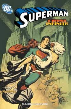 Copertina SUPERMAN CRISI INFINITA n. - SUPERMAN CRISI INFINITA, PLANETA-DE AGOSTINI