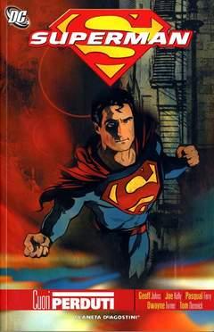 Copertina SUPERMAN CUORI PERDUTI n. - SUPERMAN CUORI PERDUTI, PLANETA-DE AGOSTINI