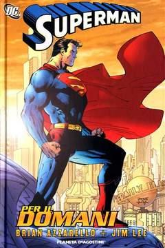 Copertina SUPERMAN PER IL DOMANI n. - SUPERMAN: PER IL DOMANI, PLANETA-DE AGOSTINI