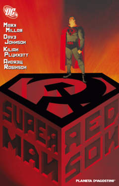 Copertina SUPERMAN RED SON n. - SUPERMAN: RED SON, PLANETA-DE AGOSTINI