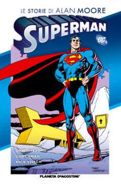 Copertina SUPERMAN STORIE DI ALAN MOORE n. - SUPERMAN: LE STORIE DI ALAN MOORE, PLANETA-DE AGOSTINI