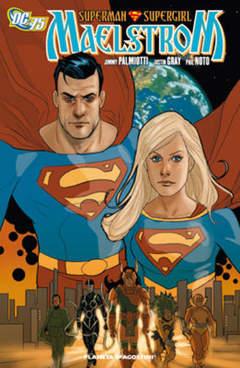Copertina SUPERMAN SUPERGIRL MAELSTROM n. - SUPERMAN/SUPERGIRL: MAELSTROM, PLANETA-DE AGOSTINI