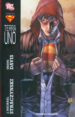 Copertina SUPERMAN TERRA UNO n. - SUPERMAN: TERRA UNO, PLANETA-DE AGOSTINI