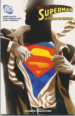 Copertina SUPERMAN TP n.2 - LA STRADA PER L'INFERNO, PLANETA-DE AGOSTINI
