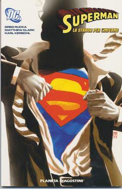 Copertina SUPERMAN TP n.2 - STRADA PER L'INFERNO, PLANETA-DE AGOSTINI