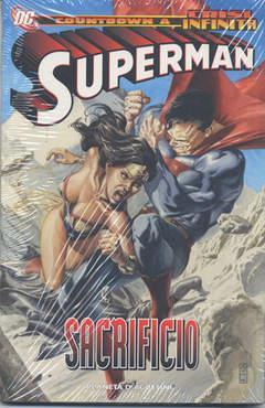 Copertina SUPERMAN TP n.3 - SUPERMAN SACRIFICIO, PLANETA-DE AGOSTINI