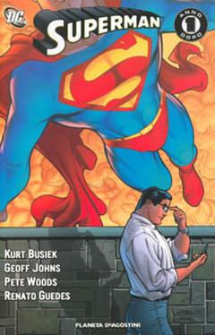 Copertina SUPERMAN UN ANNO DOPO n. - SUPERMAN: UN ANNO DOPO, PLANETA-DE AGOSTINI