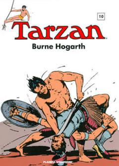 Copertina TARZAN n.10 - TARZAN                      10, PLANETA-DE AGOSTINI