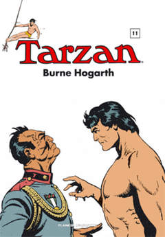 Copertina TARZAN n.11 - TARZAN                      11, PLANETA-DE AGOSTINI