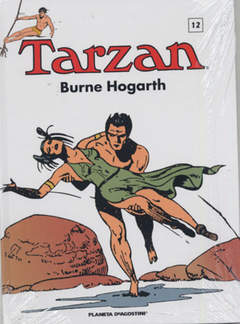 Copertina TARZAN n.12 - TARZAN (1942-1943), PLANETA-DE AGOSTINI