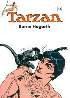 Copertina TARZAN n.18 - TARZAN                      18, PLANETA-DE AGOSTINI