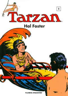 Copertina TARZAN n.5 - TARZAN (1935/36), PLANETA-DE AGOSTINI