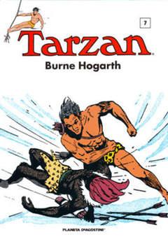 Copertina TARZAN n.7 - TARZAN 1937-38, PLANETA-DE AGOSTINI