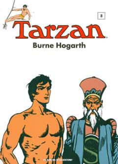 Copertina TARZAN n.8 - TARZAN 1938-39, PLANETA-DE AGOSTINI