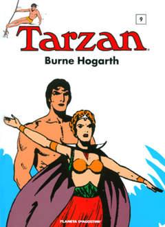 Copertina TARZAN n.9 - TARZAN                       9, PLANETA-DE AGOSTINI